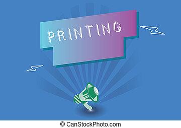 材料, 概念, テキスト, 新聞, 懸命に, 執筆, 生産, 意味, 他, 本, 印刷される, printing., 手書き, コピー, ∥あるいは∥