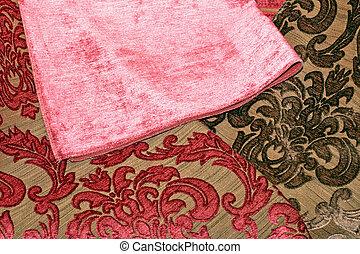 材料, 織物