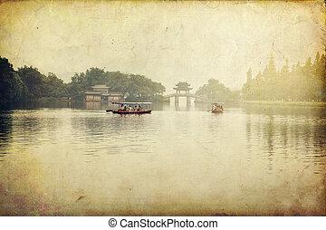 杭州, 瓷器