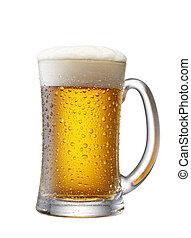杯子, 啤酒