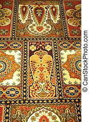 東方, 地毯