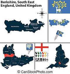 東, イギリス, イギリス\, 南, バークシャー