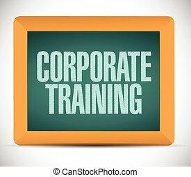 板, 印, 訓練, 企業である