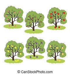 果樹, アイコン
