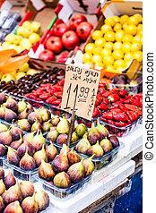 果物と野菜, ∥において∥, a, 農夫の 市場
