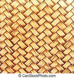 枝編み細工, 編まれる, seamless, 背景
