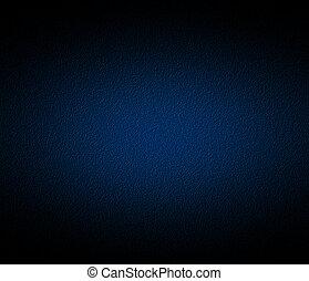 柔らかい, 青, 抽象的, 背景