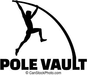 柔軟である, 棒vaulter