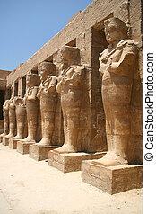 柱, エジプト