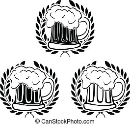 栄光, ビール