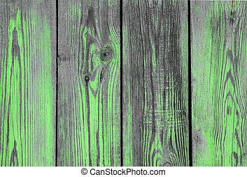 树木, 绿色