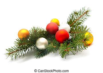 树, 圣诞节装饰