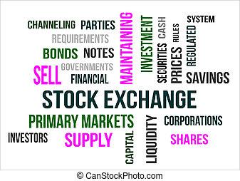 株式取引所