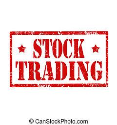 株, trading-stamp
