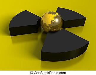 核, シンボル, ∥で∥, 地球の 地球