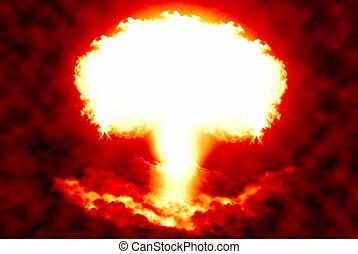 核, 敏感, 3, 背景, 世界, 問題, 戦争