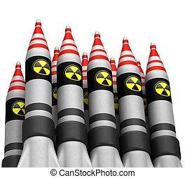 核, 爆弾