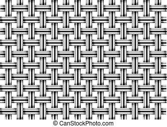 格子パターン