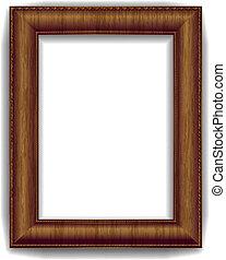 框架, 圖片