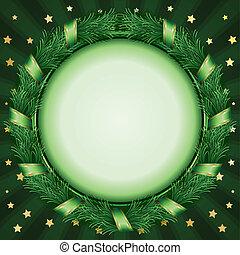 框架, 圣诞节