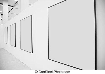 框架, 牆