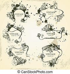 框架, 葡萄收获期