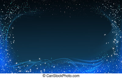 框架, 魔術, 夜晚