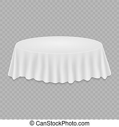 桌子, 桌布, 輪
