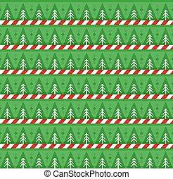 條紋, 喜慶, 樹, 背景, 聖誕節, 糖果, print., 漂亮