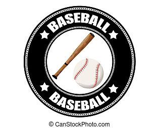 棒球, 标签