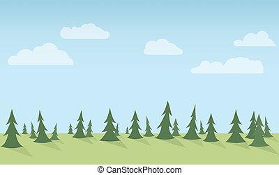 森林, seamless