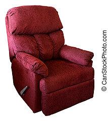 椅子, よりかかる