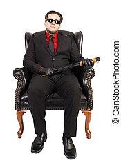椅子, キラー, モデル