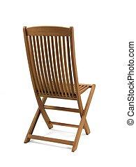 椅子, デッキ