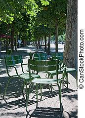 椅子, パリ