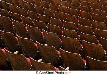 椅子, 劇場
