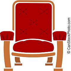 椅子, 心地よい