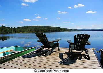 椅子, 船坞