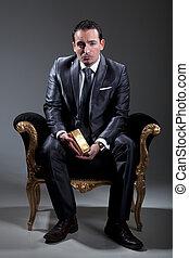 椅子, 金, モデル