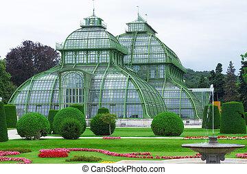 植物園, ウィーン
