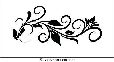 植物群, 形状, 设计