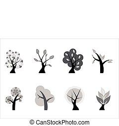 植物群, 装饰品