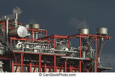 植物, 工業, 複雜