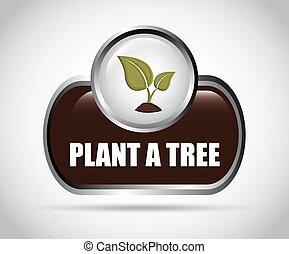 植物, 木
