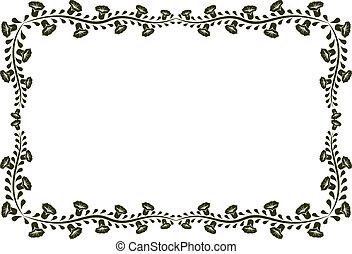 植物, 框架