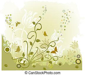 植物, 背景