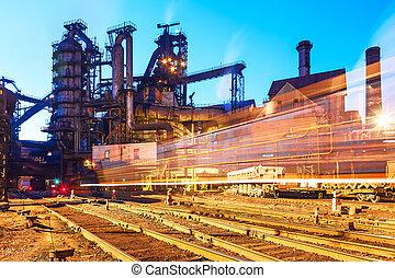 植物, metallurgical