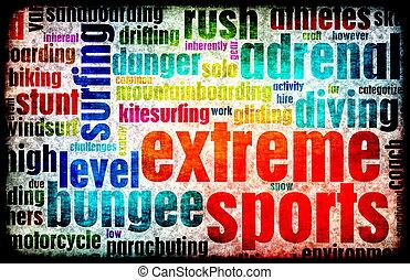 極度な スポーツ