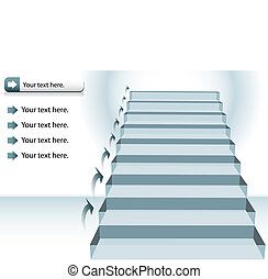 楼梯, 图表