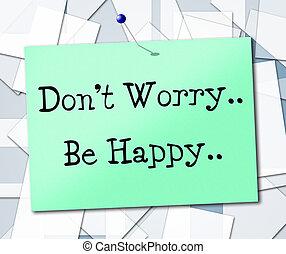 楽しみなさい, ありなさい, ∥示す∥, 楽しみ, 幸福, 幸せ